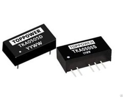 Tka0505sa Isolated 1w Dcdc Converters In A Sip