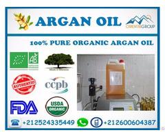 Morocco Organic Argan Oil Manufacturers