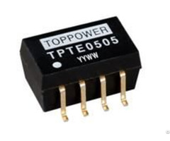 Tpte1209 1w Isolated Single Output Smd Dcdc Converters