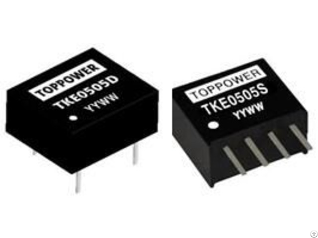 Tke0505s Isolated 1w Dcdc Converters In A Sip