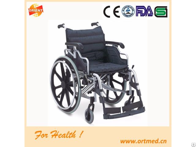 Drive Medical Lightweight Aluminum Manual Wheelchair