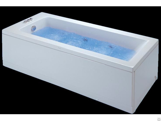 Kassandra Rectangular Bathtub With All Size