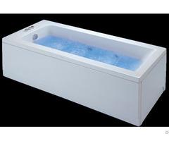 Kassandra Rectangular Bathtub With All Size