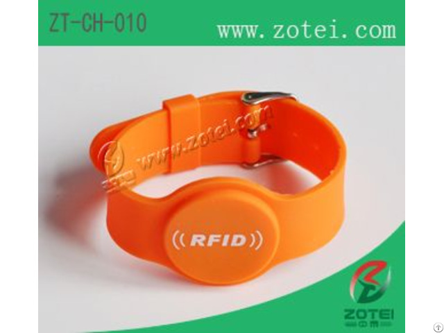 Watch Tightener Rfid Silicone Wristband