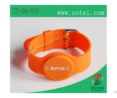 Watch Tightener Rfid Silicone Wristband