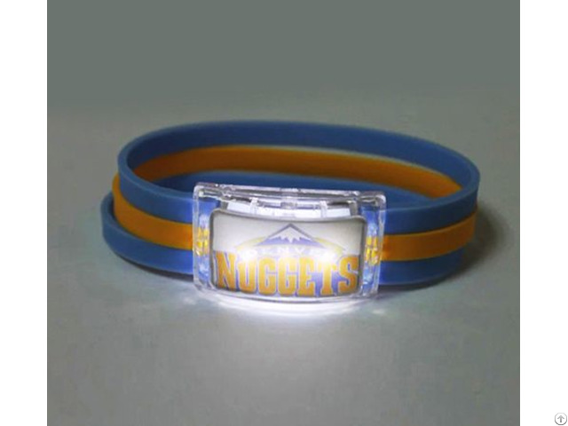 Rfid Concert Silicone Wristband