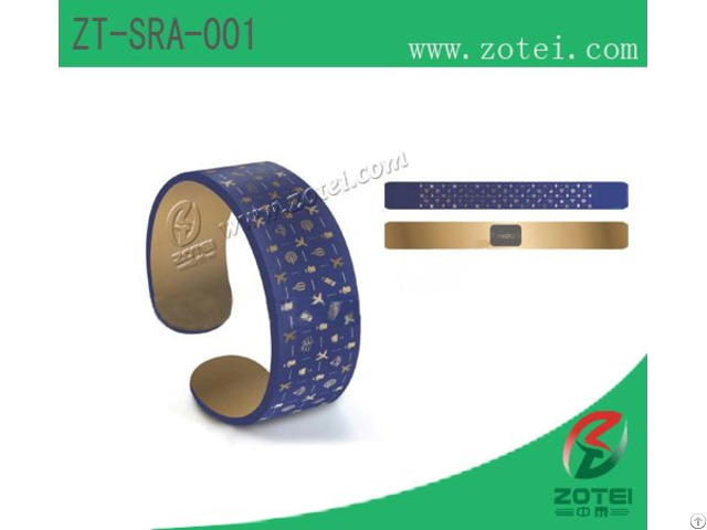 Rfid Silicone Wristband Bracelet Tags