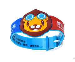 Rfid Soft Pvc Wristband
