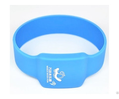 Rfid Silicone Wristband Tag Zt Ct 160830 11