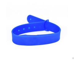 Rfid Silicone Wristband Tag Zt Cs 160829 05