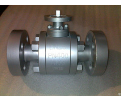 Class 1500lb 2500lb Floating Ball Valves Full Reduced Bore