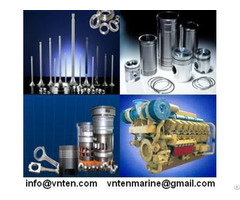 Marine Engine Parts Yanmar Daihatsu Mitsubishi Man B And W Sulzer Pielstick Pa6