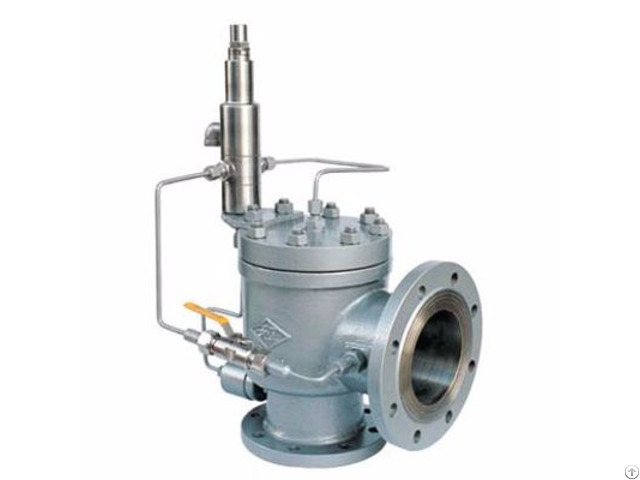 A46y Pilot Operated Safety Valve Posv Wcb Cf8 Cf8m