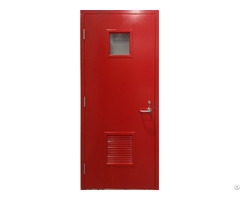 Fire Reated Door With Ul Certification