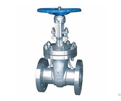 Asme B16 34 Class 150 Lb Cast Steel Gate Valve Flanged Ends