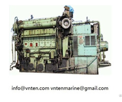 Used 2nd Hand Diesel Engine And Generator Set Yanmar Daihatsu Niigata