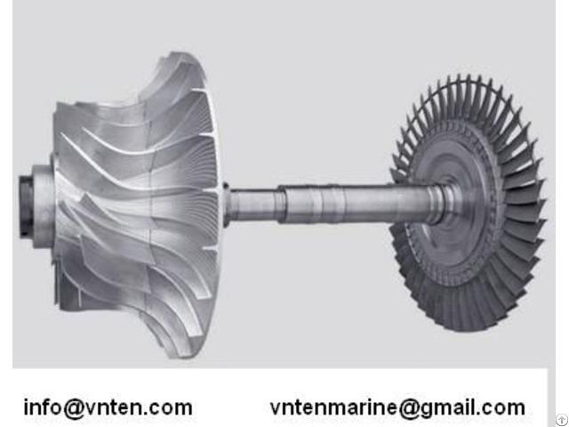 Turbocharger Set Or Parts Abb Man Ihi Mitsubishi