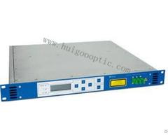 Fttx Pon 1550nm 26 A Catv Edfa Solution Pump Erbium Doped Fiber Optical Audio Amplifier Fc Apc