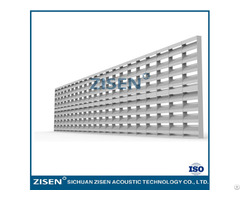Acoustic Louver Noise Elimination Louvers Made In China
