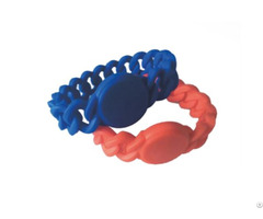 Rfid Silicone Wristband Tag Zt Cs 160829 11