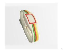 Rfid Silicone Wristband Tag Zt Cs 160829 15