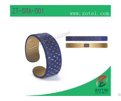 Rfid Silicone Wristband Tag Zt Sra 001