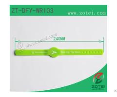 Rfid Silicone Wristband Tag Zt Dfy Wri03