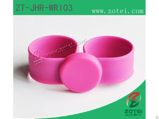 Clap Silicone Wristband Tag Zt Jhr Wri03
