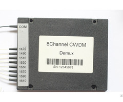 Optics Cwdm Oadm2 Lc Multiplexer Passive Mux Demux
