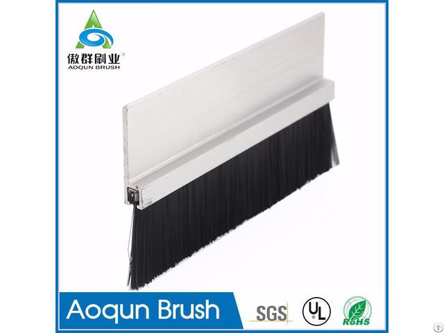 Door Bottom Seal Brush Strip