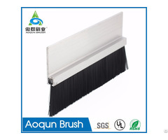 Door Bottom Seal Brush Strip