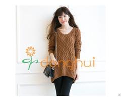 Woolen Knitting Sweater For Women