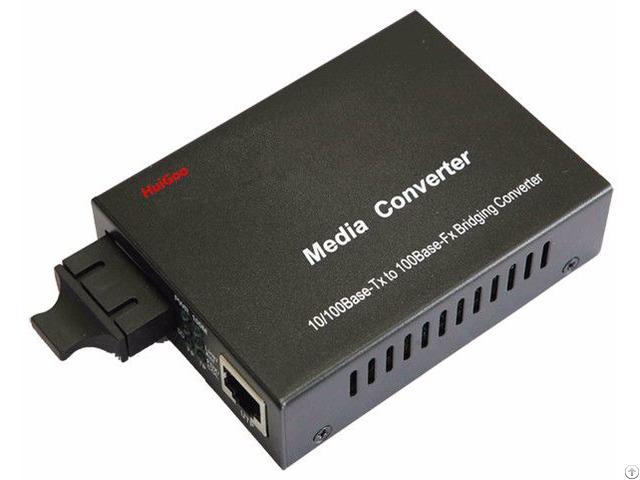 Gigabit 550m 1310nm Fiber Optic Media Converter 1000base Lx Lc Multimode