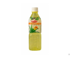 Okyalo Wholesale 500ml Aloe Vera Juice Drink With Mango Flavor