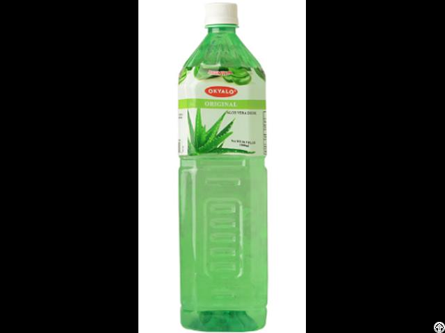 Okyalo Wholesale 1 5l Aloe Vera Juice Drink With Original Flavor