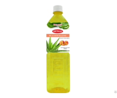 Okyalo Wholesale 1 5l Aloe Vera Juice Drink With Peach Flavor