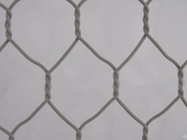 Pvc Coating Gabion Cage