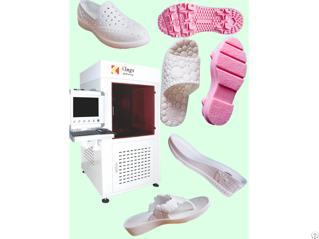 Producing Shoes Moulds Efficiently