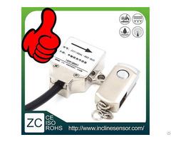 One Axis Digital Rs485 Bus Inclinometer Tilt Angle Sensor