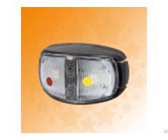 100% Waterproof E Mark 10 30v Led Side Marker Lamps