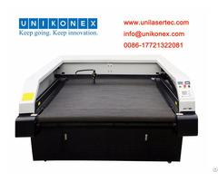 Ul Vc 180100 Dye Sublimated Sportswear Laser Cutter