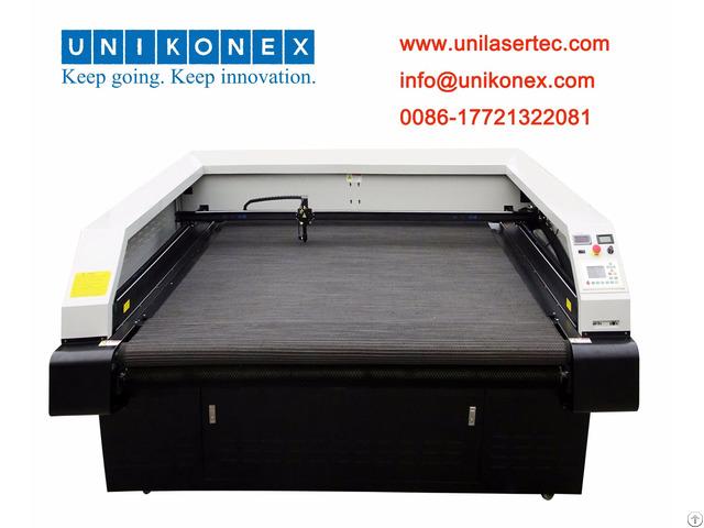Ul-vc 180100 Printed Fabric Laser Cutter