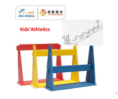 Kids Athletics Mini Foam Hurdles For School Sports Equipment