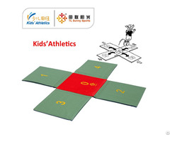 Kids Athletics Cross Hopping Mat