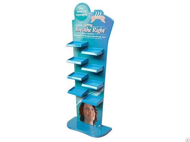 Acrylic Shop Display Rack