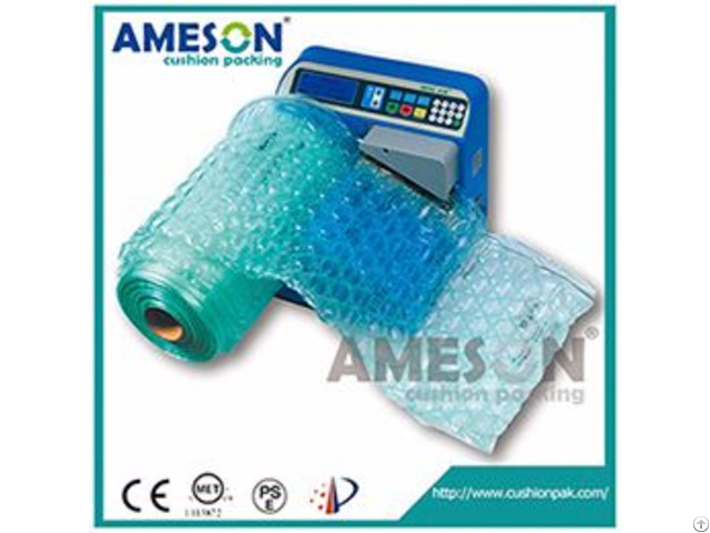Mini Air Cushion Pillow Bag Machine