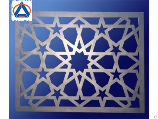 Mashrabiya Aluminum Panel Cmd Ms