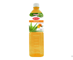 Mango Aloe Vera Juice With Pulp Okeyfood In 1 5l Bottle