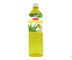 Pineapple Aloe Vera Juice With Pulp Okeyfood In 1 5l Bottle