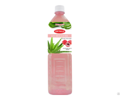 Lychee Aloe Vera Juice With Pulp Okeyfood In 1 5l Bottle